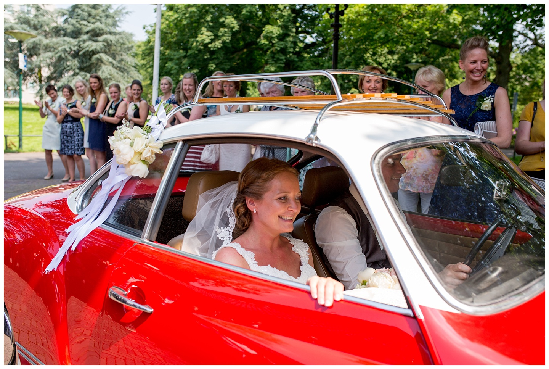 prachtige trouwdag van Marloes en Robert