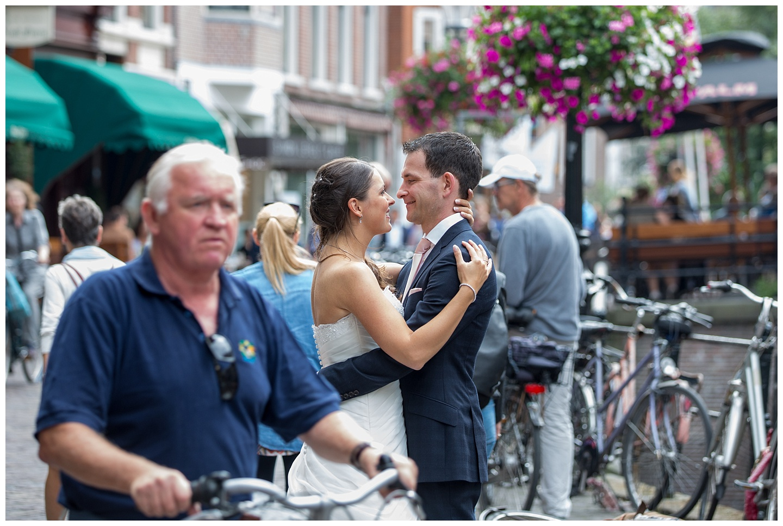 Bruidsreportage in Utrecht