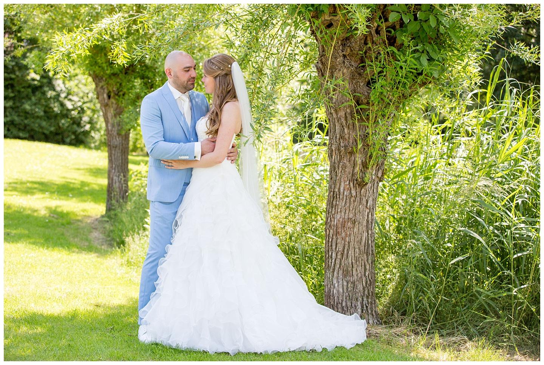 Bruidsreportage in Oud Beijerland