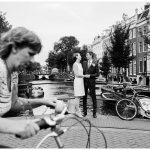 Bruidsreportage in Amsterdam   Lena en Malte