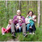 Familie fotoshoot Dordrecht | Vera, Rob &kids
