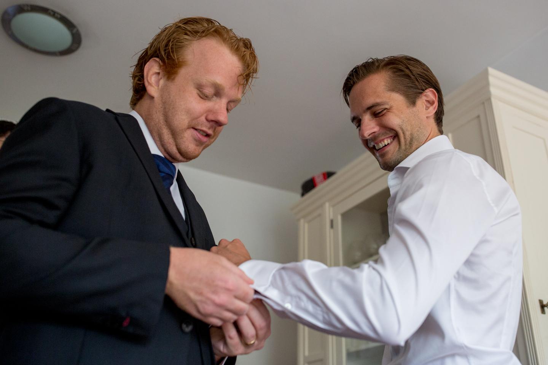 Bruiloft in kasteel van Rhoon | Carlijne en Maarten - Van Essen Producties