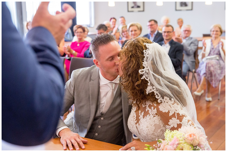 Bruiloft in Chateau St. Gerlach | Jill en Jo