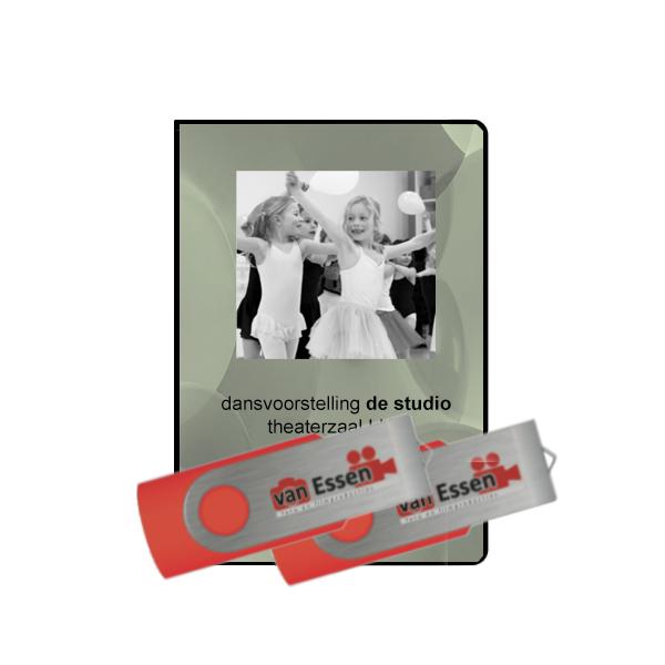De Studio 2018, 2 USB's