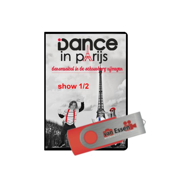 ID Dance in Parijs show 1 /2