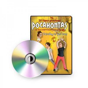 ID Dance-Pocahontas, zondag